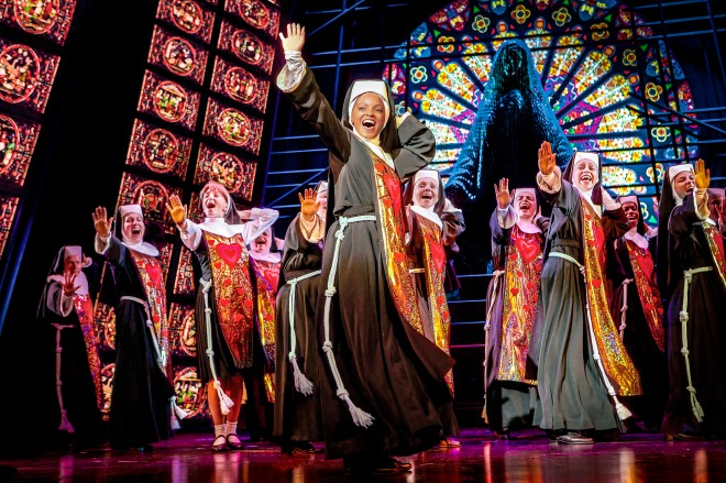 SISTER ACT - Musical von Stage Entertainment