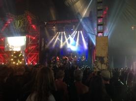 Die Hamburger Band Neopera spielte im gut besuchten BullheadCity