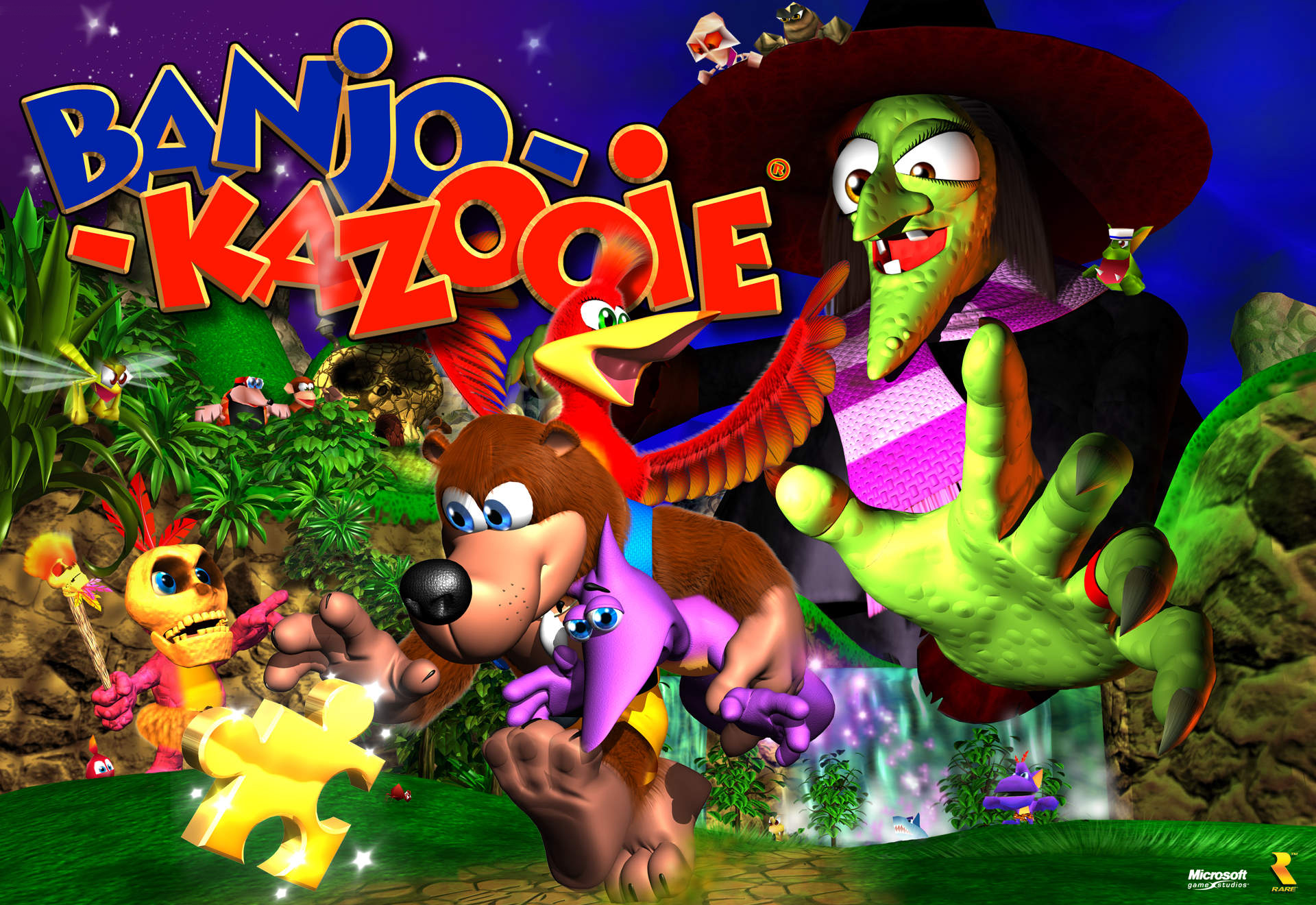 banjo kazooie - photo #17