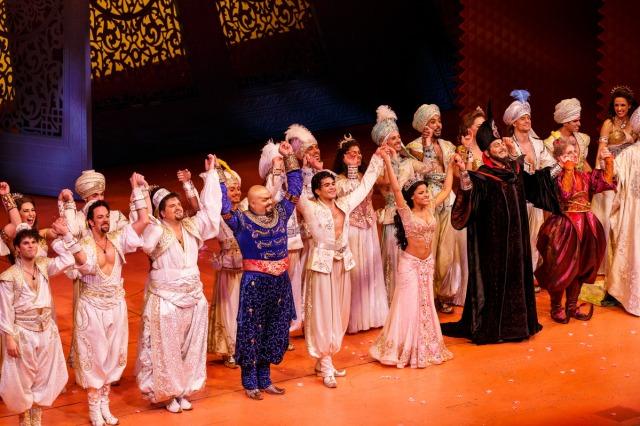 JPG 72 dpi (RGB)-Premierenfotos Disneys ALADDIN im Stage Theater Neue Flora